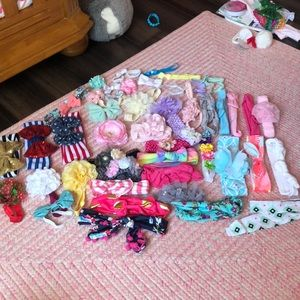 Other - Infant headband lot